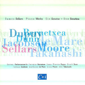 Piano Works - James Sellars