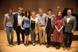 Kettlecorn 6/6/15 with composers and the K'corn team!