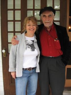 Lisa and Rzewski, Norfolk 08