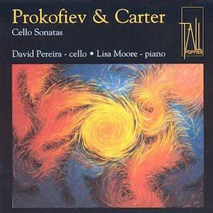 Cello Sonatas - Prokofiev and Cartera