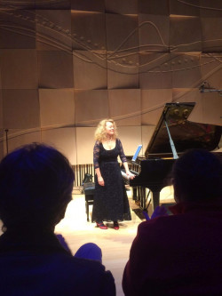 Bowing after Beethoven at Melbourne Recital Centre, (pic Tim Moore)